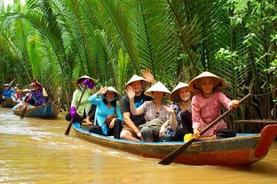 2018年前6月前江省接待游客量超过95.4万人次 hinh anh 1