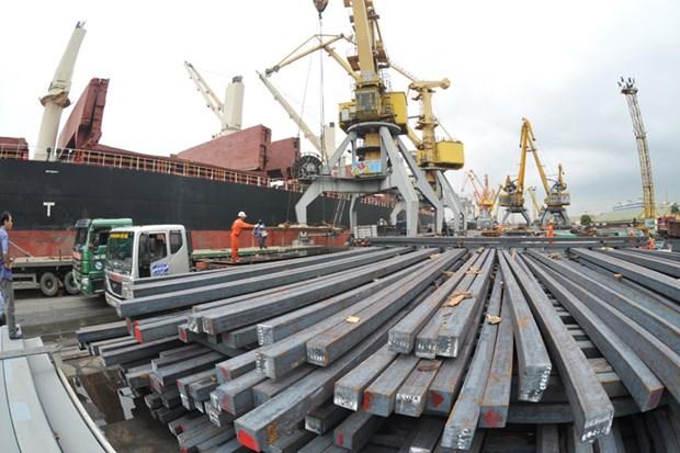 今年前五月越南对老挝出口额达2.44亿多美元 hinh anh 1