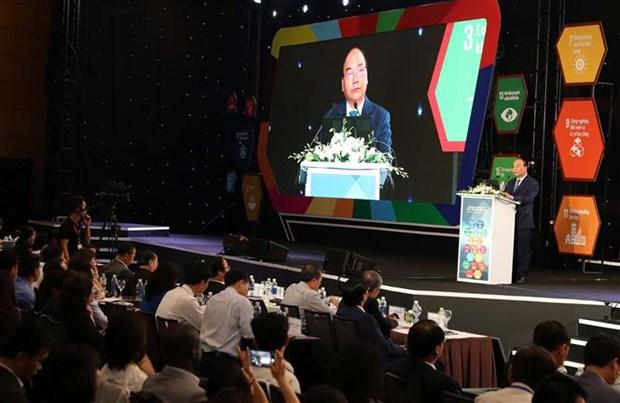 政府总理阮春福:促进可持续发展是全社会的共同责任 hinh anh 3