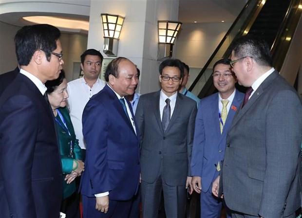 政府总理阮春福:促进可持续发展是全社会的共同责任 hinh anh 2
