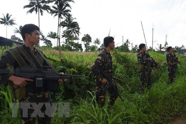 菲律宾夺回南部一个城市的控制权 hinh anh 1