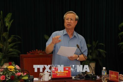 陈国旺: 平定省应注重社会保障和新农村建设工作 hinh anh 1