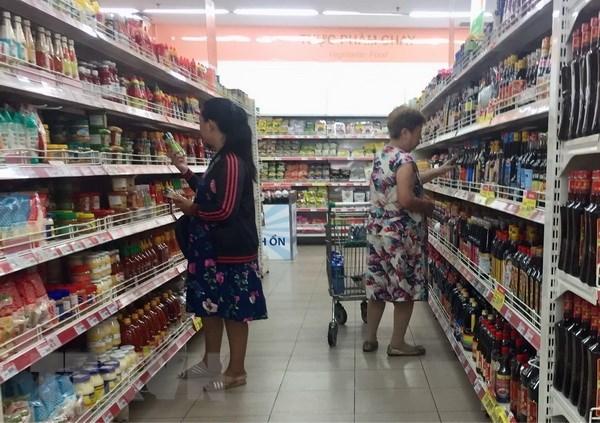 越南消费者信心指数创新高 hinh anh 1