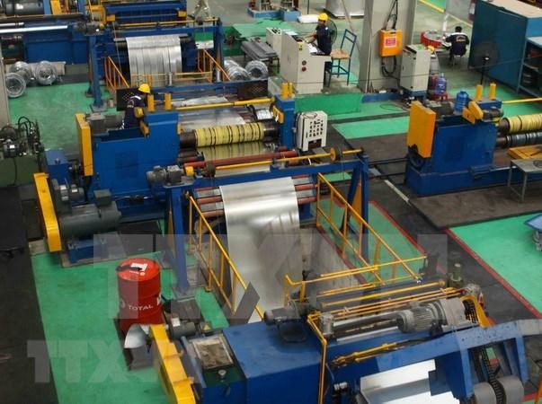 越南钢铁行业需主动应对贸易防预案 hinh anh 1