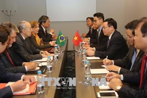 越南与伙伴的经济合作前景 hinh anh 1