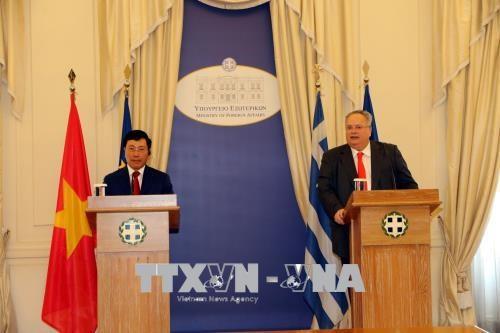越南与伙伴的经济合作前景 hinh anh 2