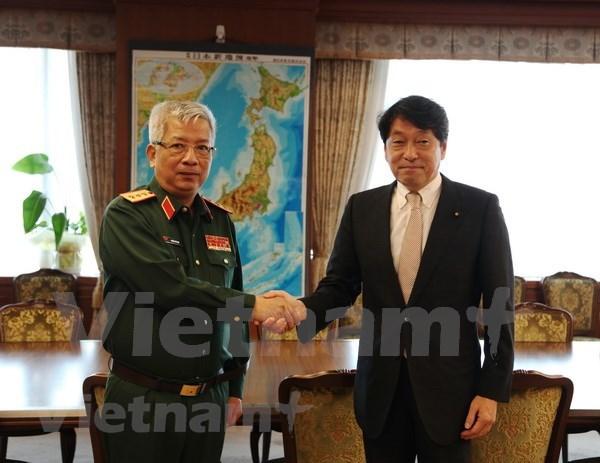 越南与日本举行第六次国防政策对话会 hinh anh 3