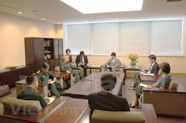 越南与日本举行第六次国防政策对话会 hinh anh 4