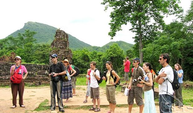 93.46%国际游客对越南旅游整体体验表示满意 hinh anh 1