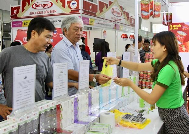 2018年泰国周活动为越泰两国企业扩大贸易关系开创机遇 hinh anh 1
