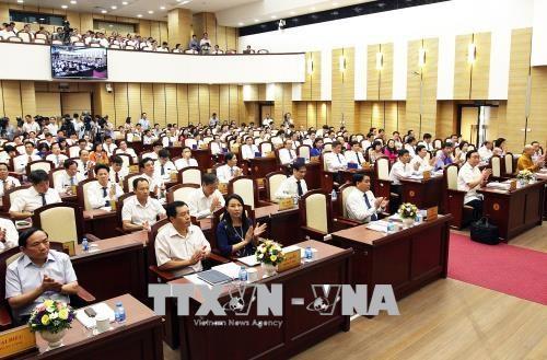 河内市第15届人民议会第6次会议通过九项决议 为首都的发展注入动力 hinh anh 2