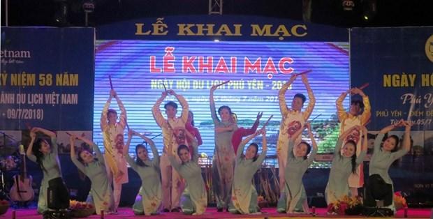 """题为""""颇具吸引力和亲和力的旅游目的地""""的富安省旅游节开幕 hinh anh 2"""
