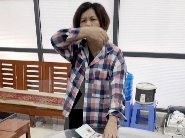 广宁省破获一起非法运输货币案 hinh anh 1