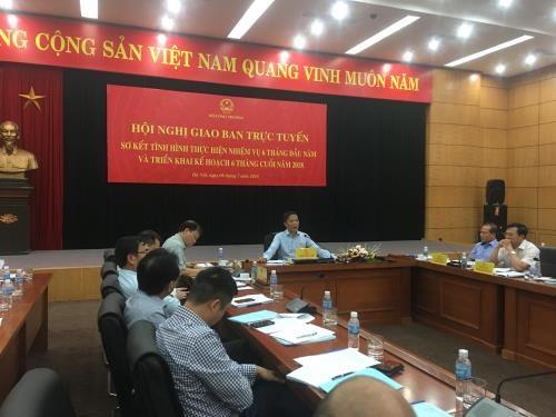 2018年上半年越南工业呈现出良好发展势头 加工制造业成为亮点 hinh anh 1