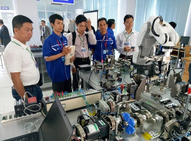 促进越南中小型企业参与全球价值链 hinh anh 1