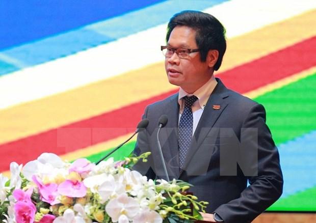 越南工商会主席武进禄:越南企业应采取必要行动 适应新环境 hinh anh 1