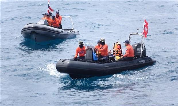 """泰国官方已确认在普吉岛倾覆的""""凤凰""""游船游客数量 hinh anh 1"""