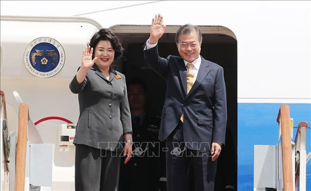 韩国注重促进与印度和东盟国家的合作 hinh anh 1