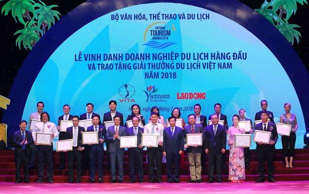 越南接待国际游客量逐年上升 hinh anh 3