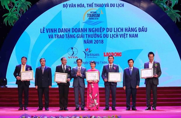 越南接待国际游客量逐年上升 hinh anh 1