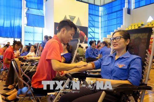 政府总理就提高人道主义工作和红十字会援助工作做出重要指示 hinh anh 1