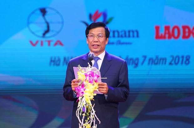 越南接待国际游客量逐年上升 hinh anh 2
