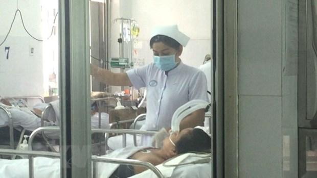 甲型H1N1流感是越南三种季节性流行性流感之一 hinh anh 1