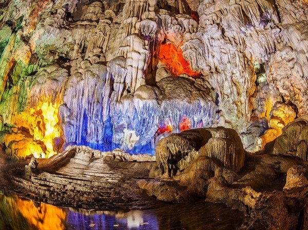 越南愕然洞和山洞窟跻身东南亚10大奇观洞穴名单 hinh anh 1