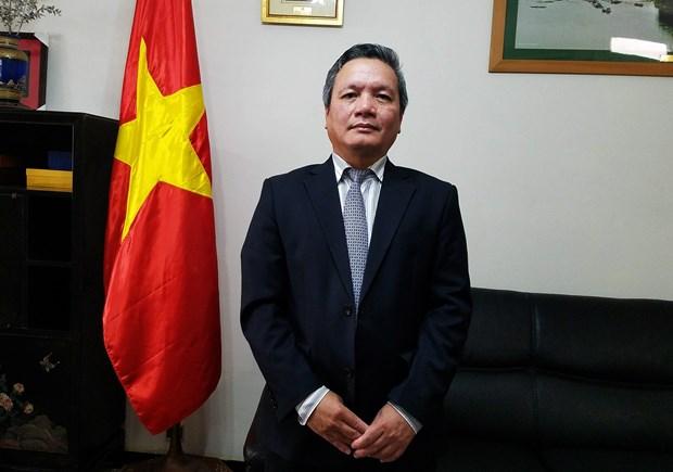 越南驻阿尔及利亚大使:客服法律障碍 促进越阿经贸与劳务合作 hinh anh 1
