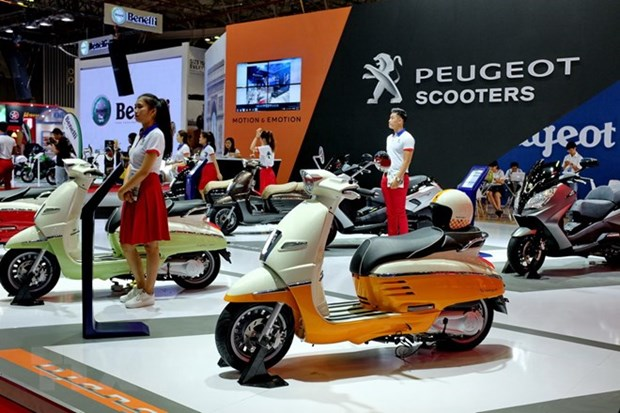 二季度VAMM摩托车销量同比增长6% hinh anh 1