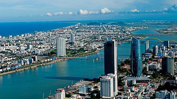 岘港市荣获2018年绿色城市称号 hinh anh 1