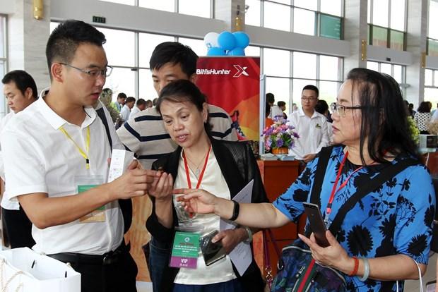 越南老街省与中国云南省举行会议助力农产品进出口 hinh anh 2