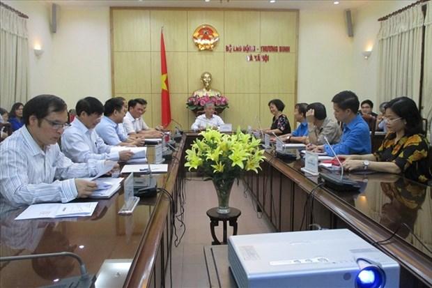 越南劳动总联合会提议2019年最低工资调增8% hinh anh 1