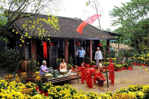 越南政府总理批准2019年春节放九天假的方案 hinh anh 1