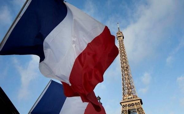 越南领导人向法国领导人致国庆贺电 hinh anh 1