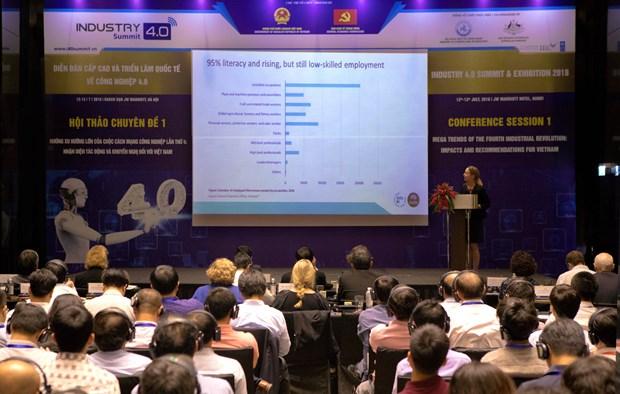 越南需要进行突破性创新 迎来第四次工业革命的机遇 hinh anh 1