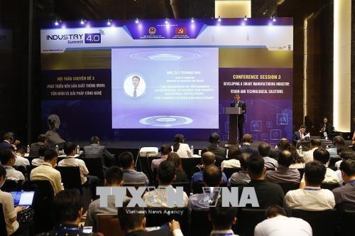 第四次工业革命给越南带来巨大机遇和挑战 hinh anh 1
