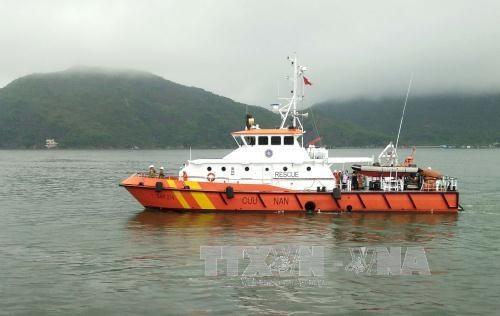 越南黄沙群岛海域上船员突发疾病 海事紧急救助 hinh anh 1