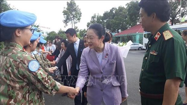 加强越南与日本的医疗合作 hinh anh 1