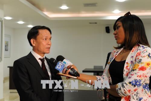 多米尼加领导均表示希望发展对越南关系 hinh anh 5
