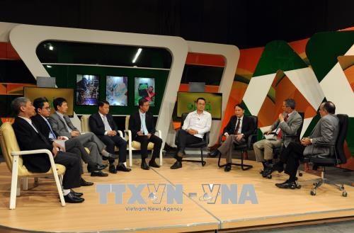 多米尼加领导均表示希望发展对越南关系 hinh anh 4