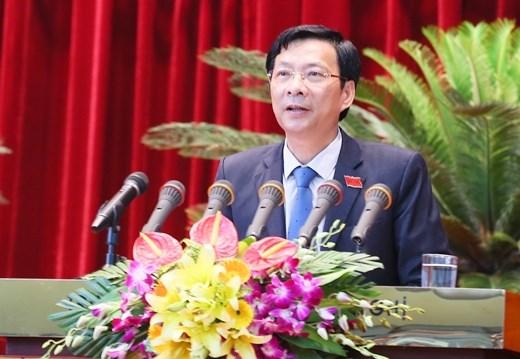 广宁省多措并举努力完成2018年目标任务 hinh anh 1