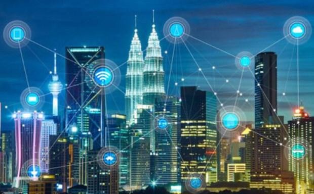 越南利用工业4.0成就推进智慧城市建设 hinh anh 1