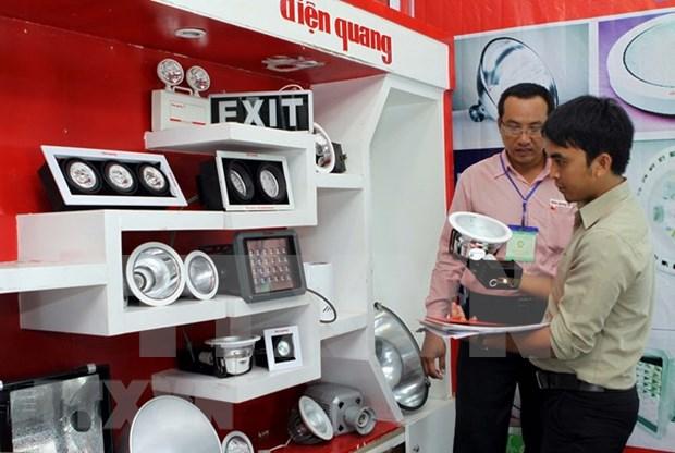 近200家企业将参加关于电力设备和能源的系列国际展览会 hinh anh 1
