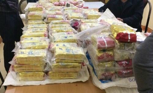 2018年前6月全国破获毒品案件1.37万起 hinh anh 1