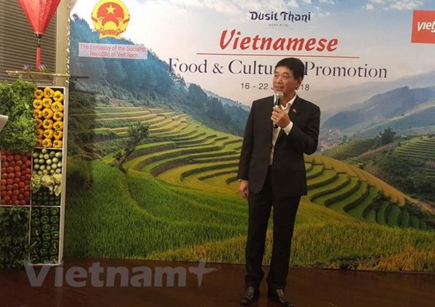 越南文化与饮食推介周在泰国举行 hinh anh 2