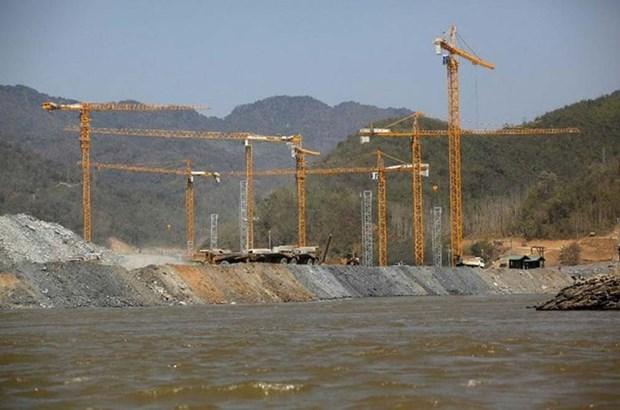 湄公河观察组织:老挝应加强对可再生能源的投资 hinh anh 1