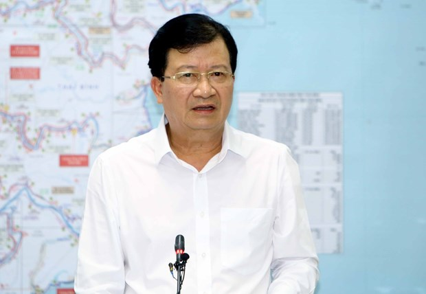政府副总理郑廷勇:保障人民群众暴雨前的生命财产安全 hinh anh 2