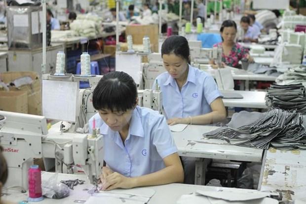 越南与韩国推动纺织服装业贸易和投资的发展 hinh anh 1