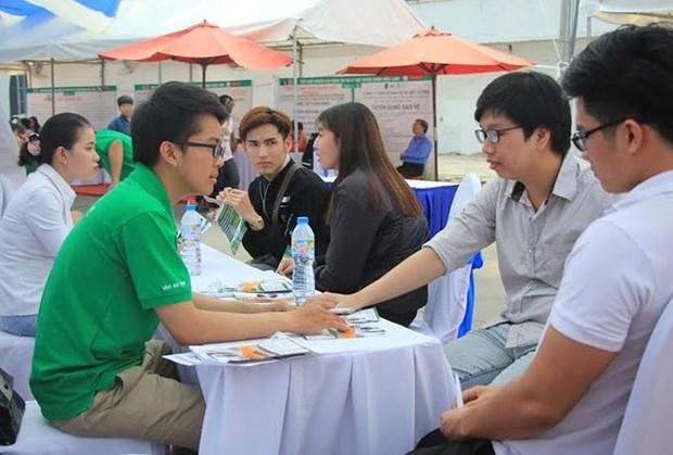 2018年第三季度胡志明市需要招聘7.8万劳动者 hinh anh 1